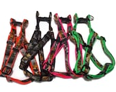 Camo Dog Harness - Step In Harness For Dogs