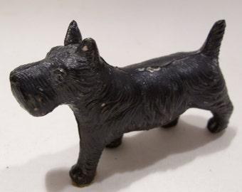 Black Scotty Dog Made in Japan