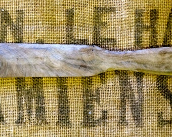 Primitive french wooden knife.