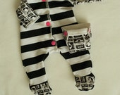 Jail Crib Rock Sleeper Set **50% OFF**