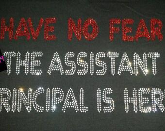 Assistant Principal Bling