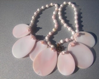 Angel Skin Coral Necklace 190.