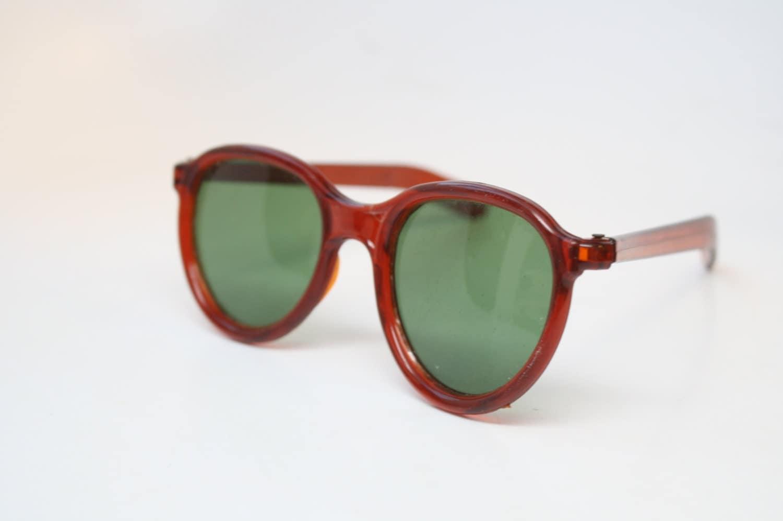 Unusual Designer Eyeglass Frames : Vintage Glasses Frames Unique Sunglasses Eyeglass Frames Retro