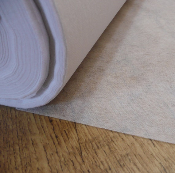 White Light Weight Non Woven Fusible Iron On Interfacing 70cm