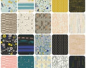 GRAMERCY by Leah Duncan for Art Gallery Fabrics - Fat Quarter Bundle - Complete Collection of 20 Prints