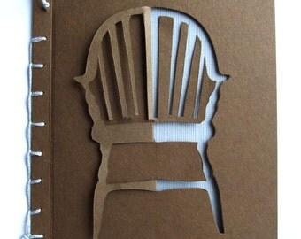 Windsor Chair card