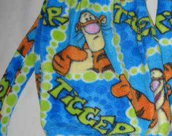 Large TIGGER One-Strap Backpack or Carryall