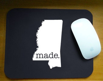 Mississippi 'Made' Computer Mouse Pad