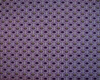 Purple Craze Cotton Broadcloth  Fabric Yardage