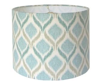 Lamp Shade Lampshade Giorgio Fresco by Mill Creek Fabrics  Made to Order