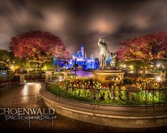 Disneyland Partners Main Street Center