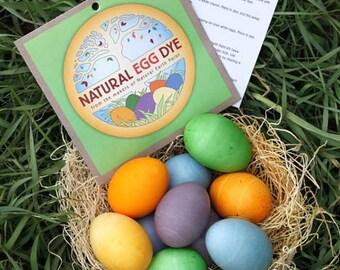 Natural Egg Dye Kit