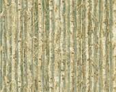 NC 39165 68 Stonehenge Wilderness Blue Spruce by Linda Ludovico for Northcott Fabrics