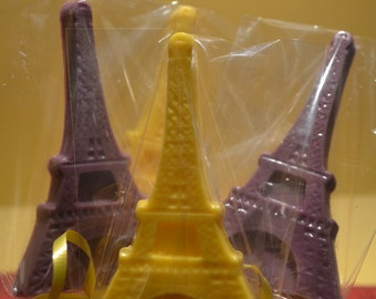 Eiffel Tower Lollipops-One Dozen