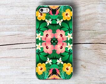 Summer Nectar Floral iPhone 5 Case, Hippie iPhone6s Case, Bohemian, Vintage Floral iPhone 5C Case, iPhone 7 case