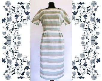 "1950's Vintage Deadstock NOS ""Raka"" Dress"