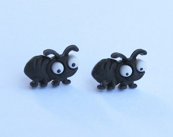 Ant Earrings