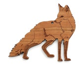 Red Fox Ornament - Timber Green Woods Woodland Critter Collection