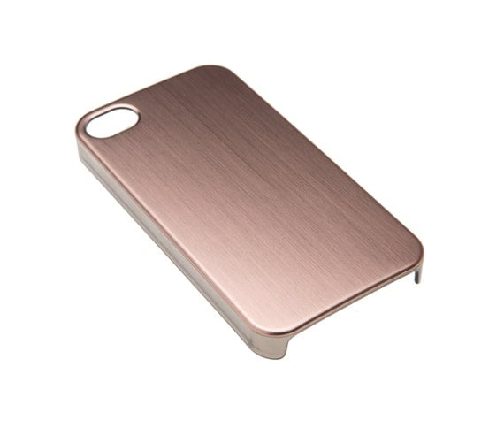 rose gold iphone case for iphone 4 4s. Black Bedroom Furniture Sets. Home Design Ideas
