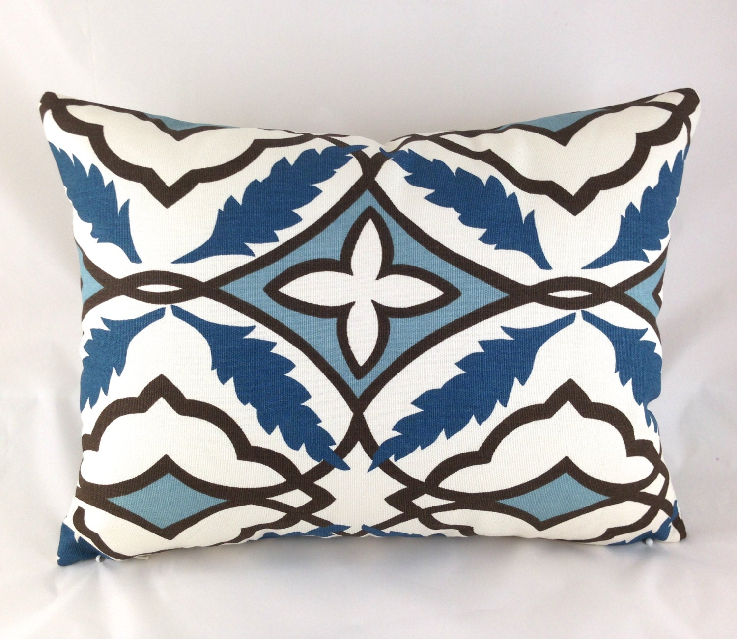 Lumbar Pillow Cover ANY SIZE Decorative Pillows by MyPillowStudio