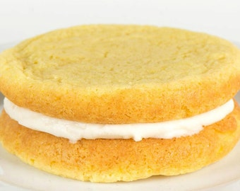 Big Lemon Sandwich Cookies (4)