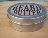 Beard Butter 3.5 oz. Beard Conditioner, Beard Balm, Father's Day Gift, Facial Hair, Men's Grooming, Men's Hair products,