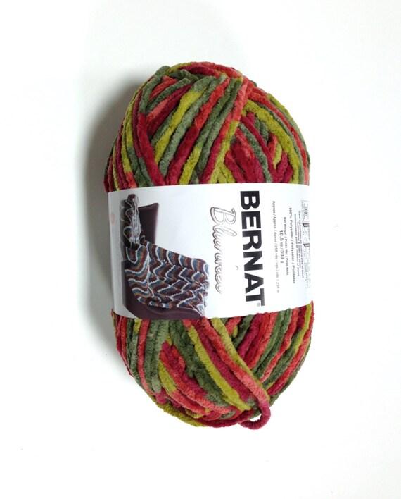 Bernat Big Blanket Yarn In Harvest Large By