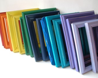 "Frames 8x10"" 15 customize your colors.Nursery, home office, gallery wall"