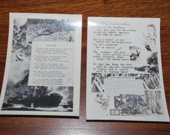 Rare world War 2 Photo Collage