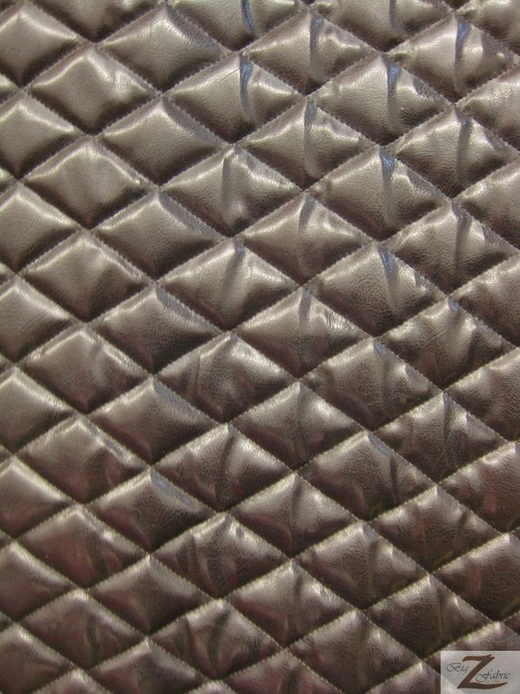 vinyl quilted fabric 1 2 foam upholstery backing by bigzfabric. Black Bedroom Furniture Sets. Home Design Ideas