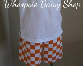 Boys University of Tennessee Shorts Go Vols