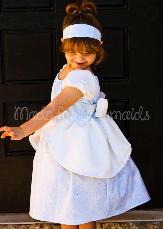 Cinderella Ball Gown Dress everyday princess PDF Pattern