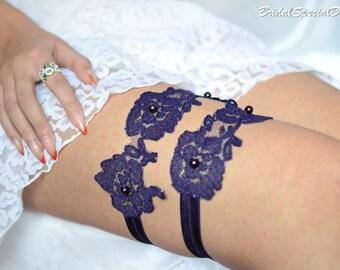 Purple Lace garter, Wedding Garter Set, Bridal Garter, Keep Garter,Purple Wedding Garter,Wedding Garter ,Purple Bridal,Bridal Garter Set