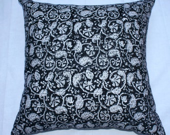 Petit Paisley Decorative Pillow 20x20