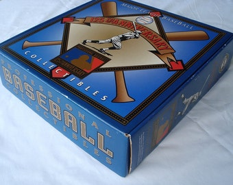 SALE - Baseball Collectible - 125th Anniversary Professional Baseball Boxed Memorabilia