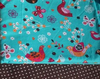 Vintage Birdie Bird Pillowcase Dress or Solar Dress MADE TO ORDER