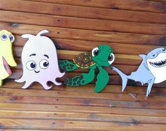 Nemo Characters