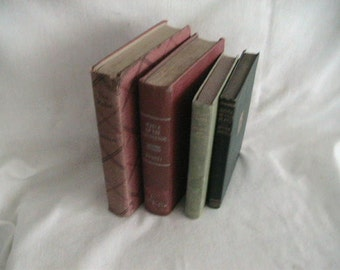 Fiction Books Four 4 Literary Fictions The Robe Wreck of the Gosvenor Vintage 2 Plays Antique Discoveries