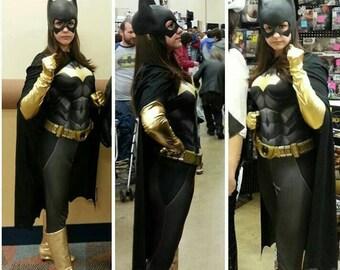 New 52 Batgirl Costume bodysuit