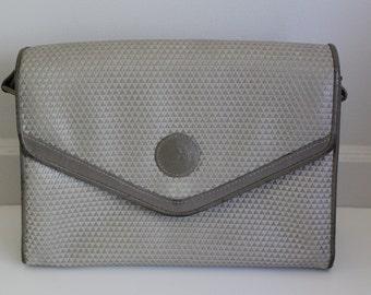 Liz Claiborne Crossbody Taupe Bag