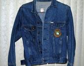 Vintage BonJour Women's Jeans Jacket - small