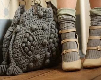 Pattern ,24 Hour Dublin  Crochet bag