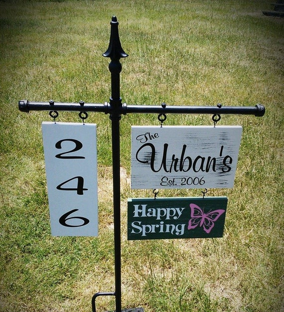 Personalized Yard Signs Yard Signs Father's Day Gifts By