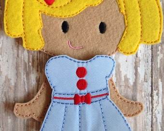 Lalaloopsy Dot Starlight Felt Doll and Outfit