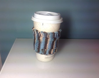 Blue and Brown Cozy