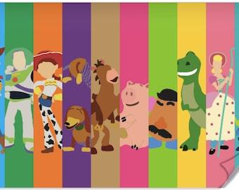 Disney Pixar Toy Story Poster