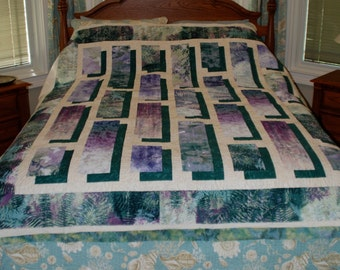 Shadow Box quilt