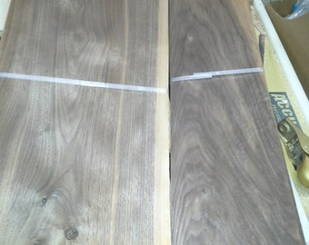 Walnut Veneer; consecutively cut.  AWESOME MATERIAL!!!!
