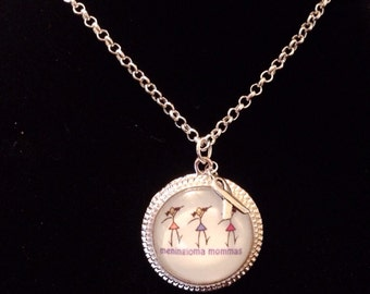 Meningioma Mommas Fundraiser Necklace