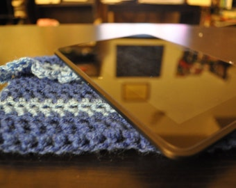 Crochet Ipad/ Kindle/ Nook / Tablet Case